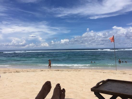 karma beach picture of karma kandara ungasan tripadvisor rh tripadvisor com au