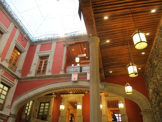 Cerificado picture of sanborns condes de xala mexico for Sanborns restaurant mexico