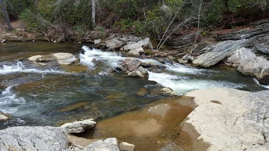 Linville Falls照片