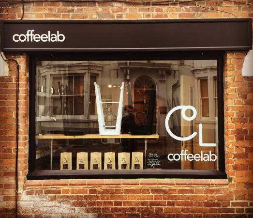 Front Of Coffee Lab Picture Of Coffee Lab Winchester