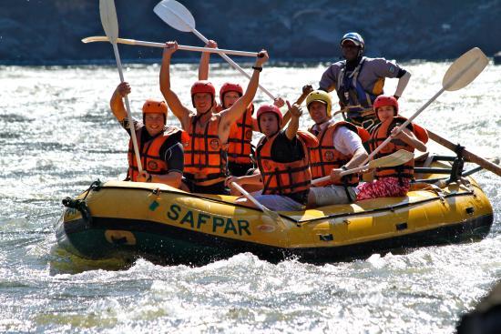 Safpar Rafting Company
