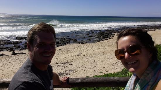 Ocean Basket Jeffreys Bay: Beach