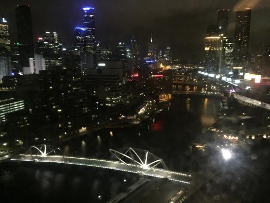Window View - Pan Pacific Melbourne Photo
