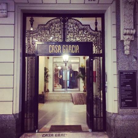 Picture of casa gracia barcelona tripadvisor - Casa gracia restaurante barcelona ...