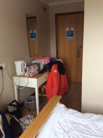 Nags Head Hotel: Bedroom