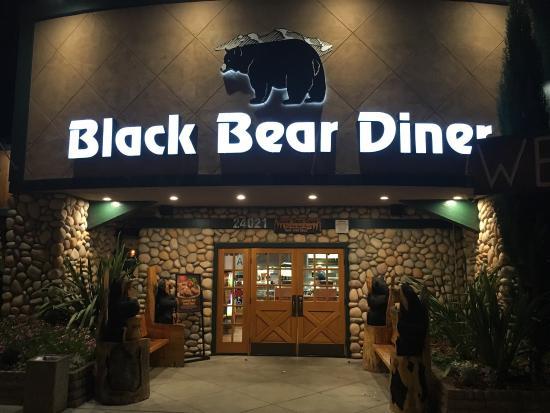 ステーキとBBQ コンビネーション - Foto di Black Bear Diner, Torrance ... - photo#12
