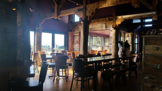 New Plymouth, Nueva Zelanda: inside of the restaurant