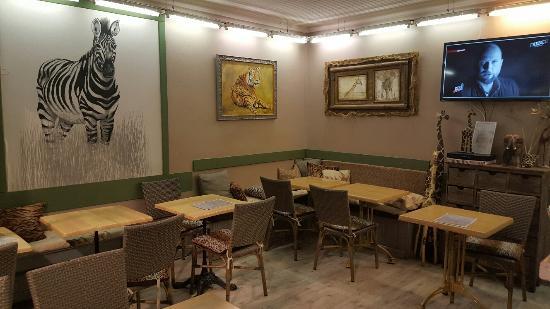 Le Savane Café