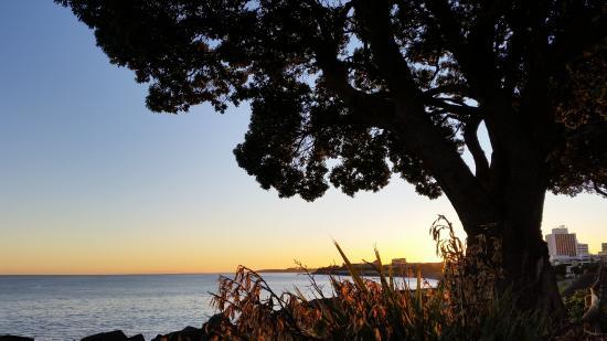 New Plymouth, Nueva Zelanda: Looking North