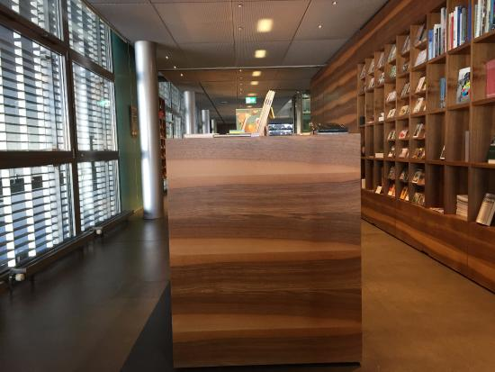 Kunstmuseum Luzern: book store