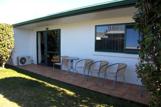 Twizel, Nueva Zelanda: Motel complex exterior