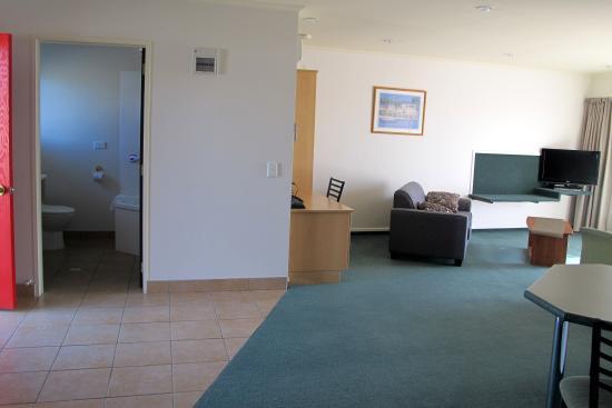 Twizel, Nueva Zelanda: Motel Complex Interior