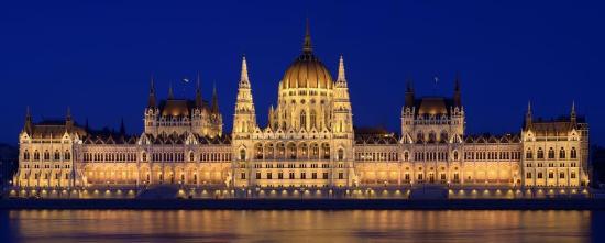 NH Budapest City: Budapest, Parliament Building