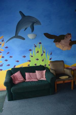 Fish Tank Lodge