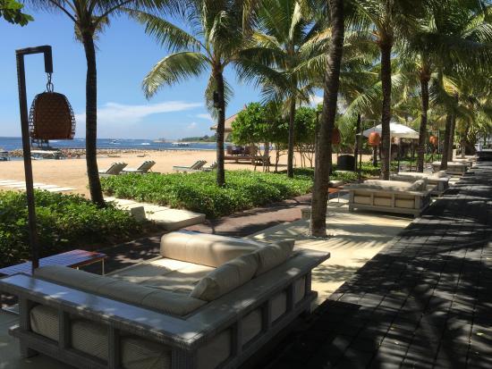 beach daybed picture of the royal santrian luxury beach villas rh tripadvisor com