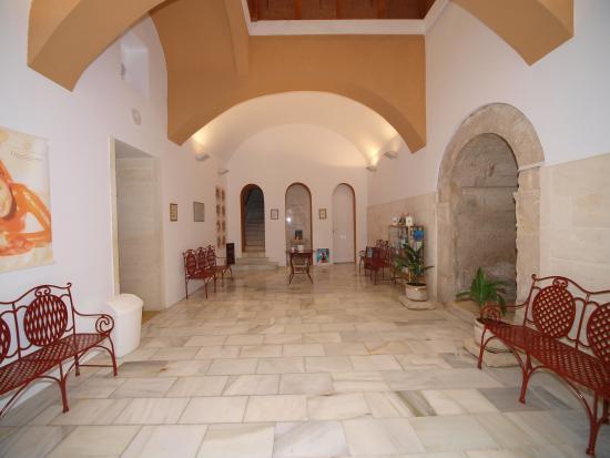 Balneario de Alhama de Granada Hotel: sala de baños
