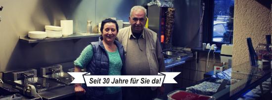Betzdorf, เยอรมนี: Christos Und Julia