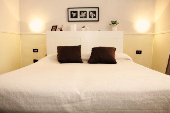 Luna Rossa Hotel : camera nuova