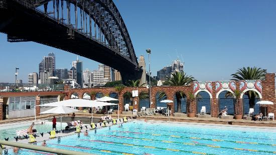 Olympic Pool North Sydney Picture Of Olympic Pool North Sydney Sydney Tripadvisor
