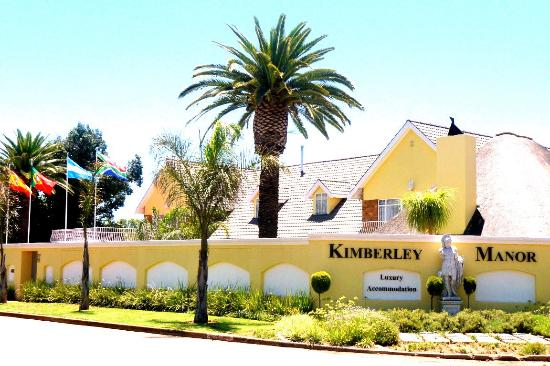 Kimberley Manor Guest House
