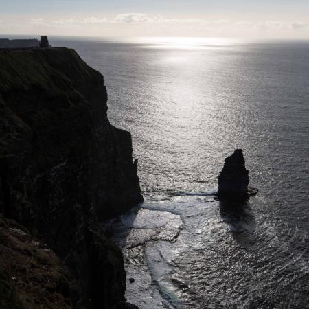 Merriman Hotel: Cliffs of Moher
