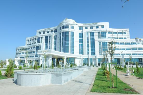 Dashoguz Hotel: Dashoguz 5* hotel, Turkmenistan