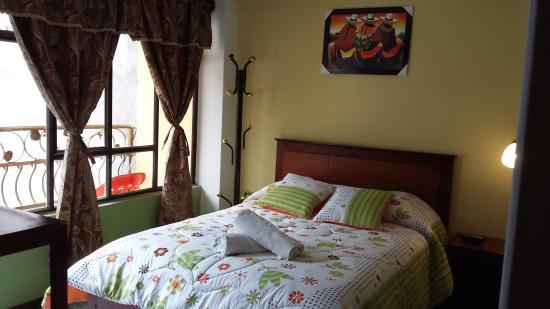 Cana Limena Hostal: habitacion matrimonial
