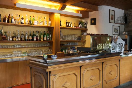 Hotel Villa Elda: Sala Bar