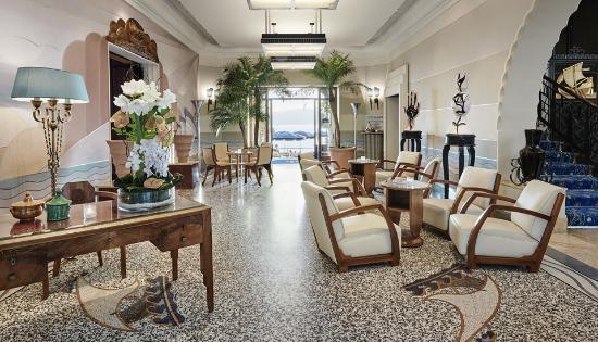 Hotel Belles Rives : Lobby