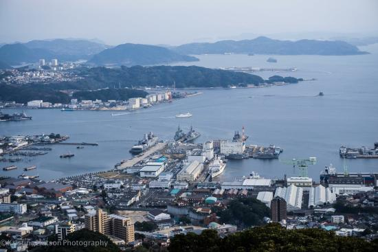 Mt. Yumiharidake Observation Deck