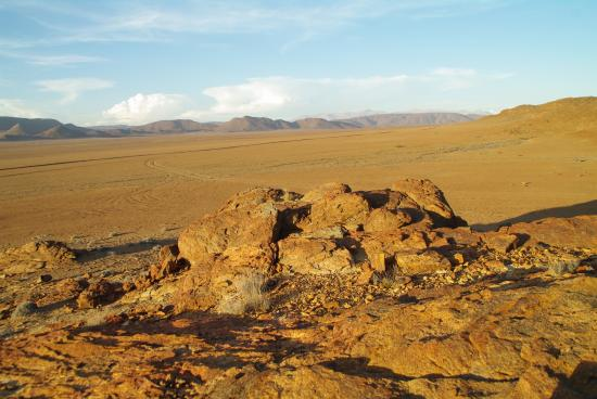 Messum Crater Photo