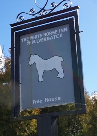 The White Horse Inn @ Pulverbatch Photo