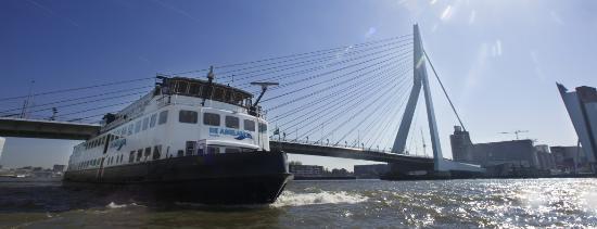 Rondvaart Europoort