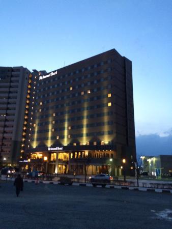โรงแรม ริชมอนด์ ยามางาตะ เอกิมาเอะ