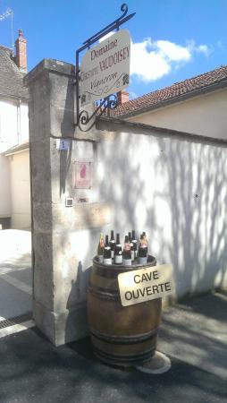 Domaine Christophe Vaudoisey, Vigneron