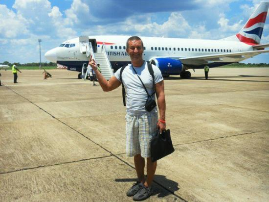 Zambia: Farewell