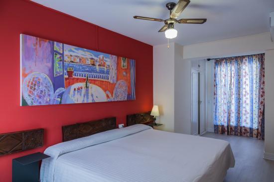Hotel El Cid: Habitación Ático
