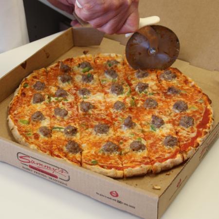 Sammy's Pizza & Restaurant - Grand Rapids