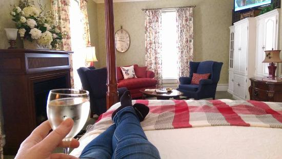 College Hill Bed and Breakfast : East Wing