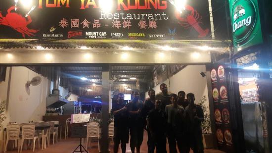 TOM YAM KOONG Restaurant & Bars