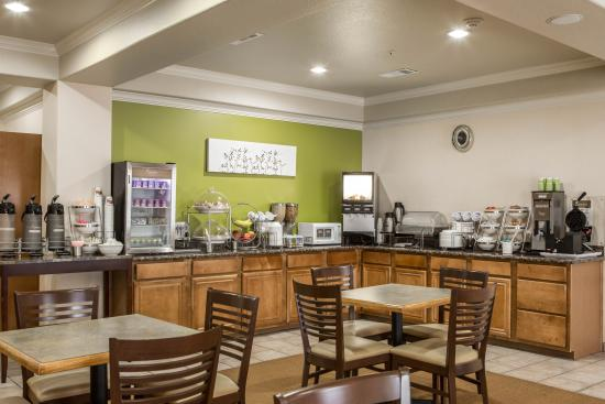 Sleep Inn and Suites: Breakfast Room