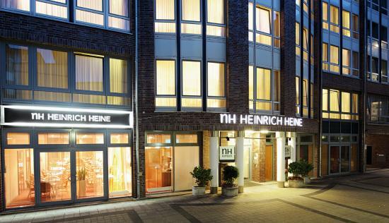 Nh Hotel Berlin Heinrich Heine Platz