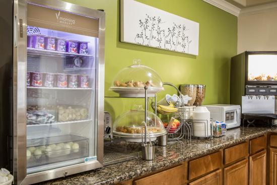Sleep Inn and Suites: Breakfast