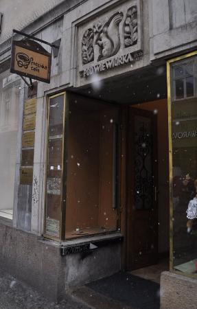 Rodzinka Cafe: Außenansicht