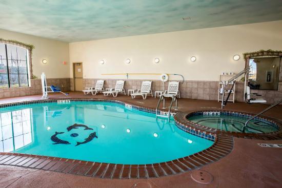 Hewitt, Teksas: Pool