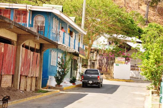 San Juan del Sur, Nicaragua: muy tranquilo