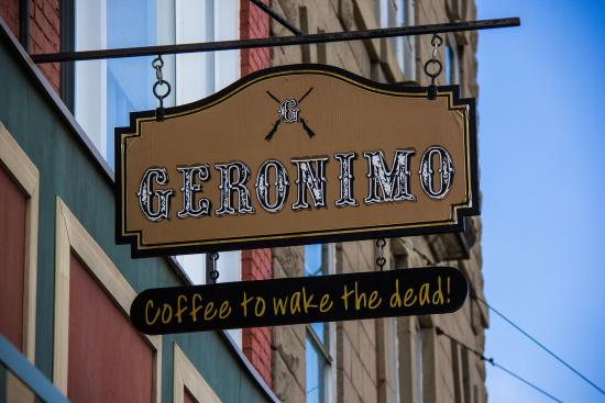 Kemptville, Канада: Coffee To Wake the Dead