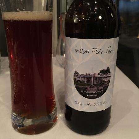 Comwell Kongebrogaarden: Kongebrogaardens egen øl