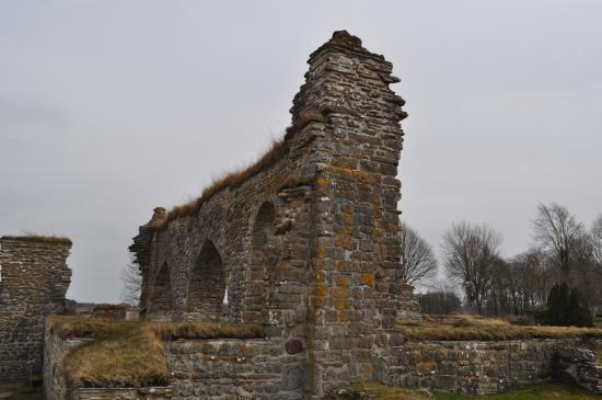 Gudhems Klosterrruin