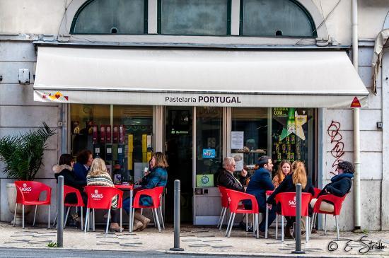 Pastelaria Portugal